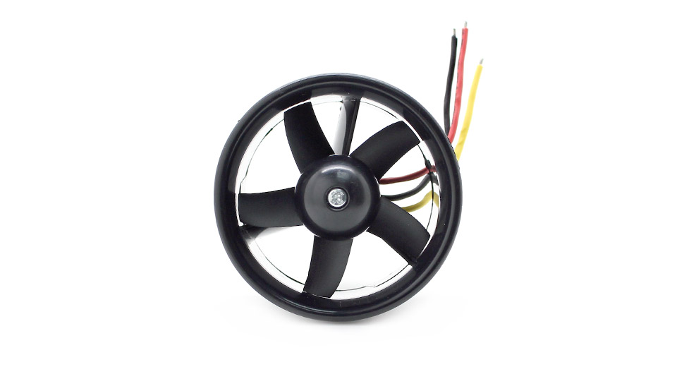 64mm Duct Fan + 4500KV Brushless Motor