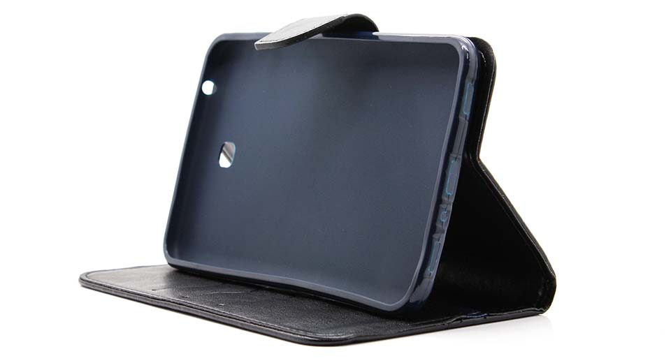 $6 50 Protective Crazy Horse PU Stand Case for Samsung Galaxy Tab 3 7 0