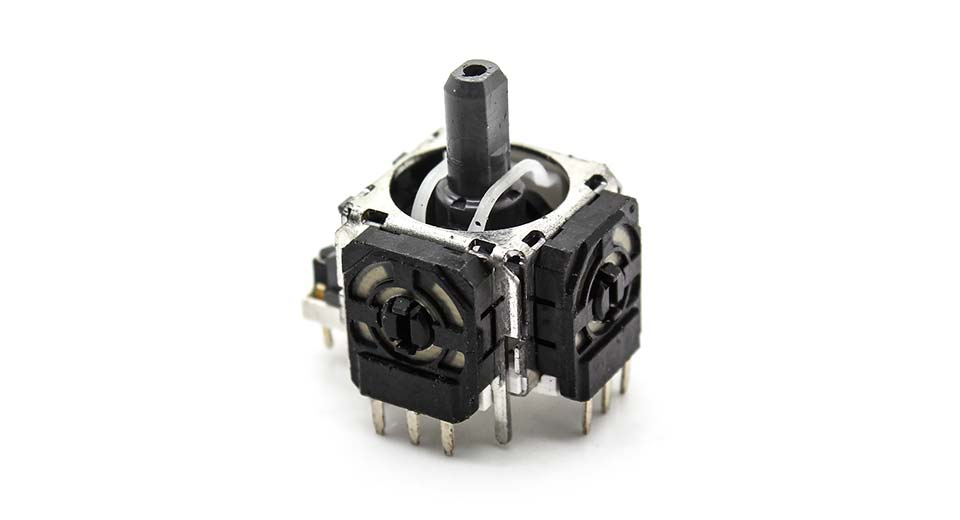 Authentic Replacement 3-pin 3D Analog Joystick Module f
