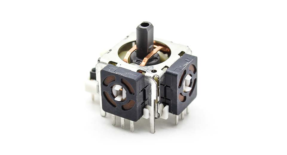 Replacement 3-pin 3D Analog Joystick Module for PS2 / X
