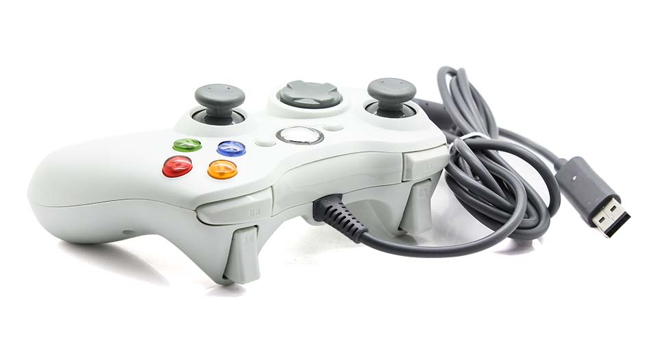 USB Wired Joystick Game Controller for Xbox 360 / Xbox