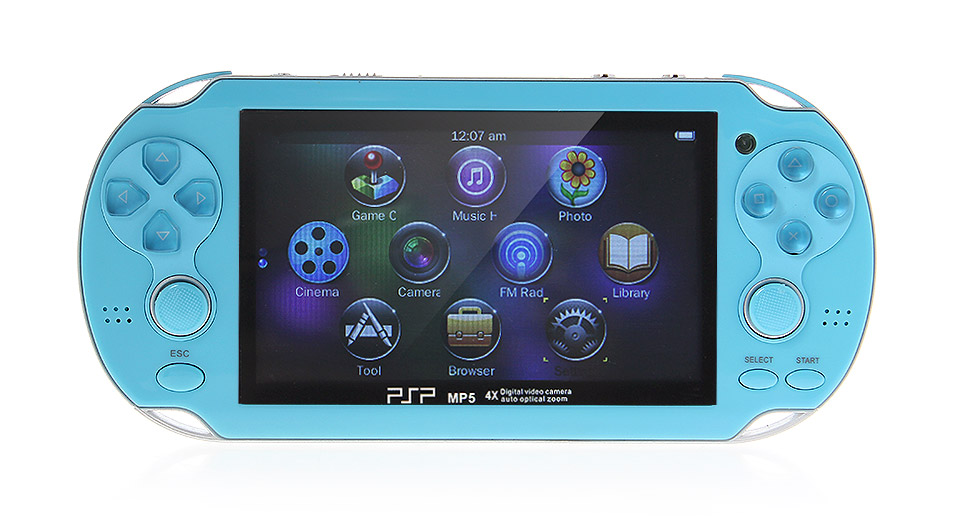 Product Image: 4-3-portable-game-console-mp5-media-player-4gb