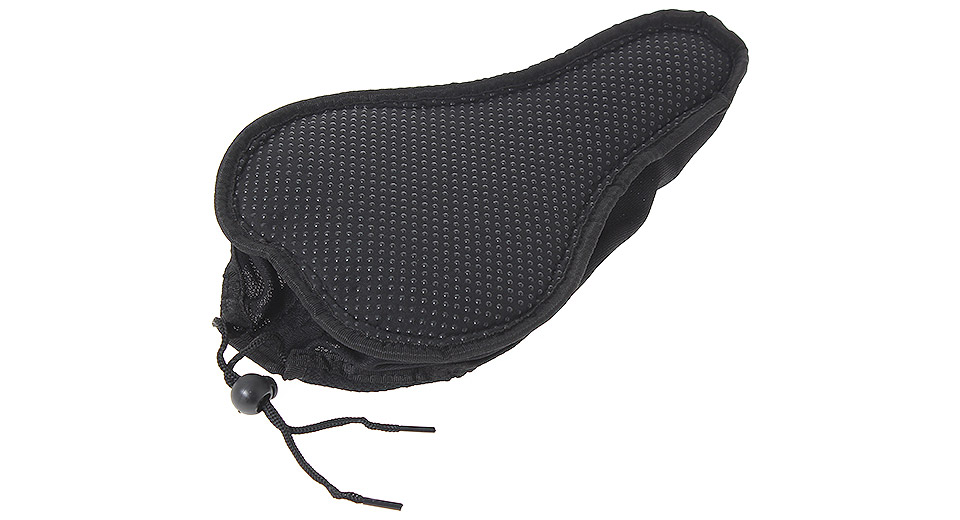 Soft COOLMAX 3D Bicycle Cushion Saddle Pad Seat Cover r