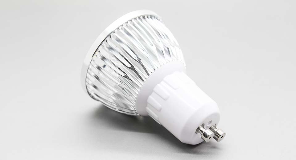 gu10 4 1w 480lm 2700 3200k warm white led light bulb at fasttech worldwide free shipping. Black Bedroom Furniture Sets. Home Design Ideas