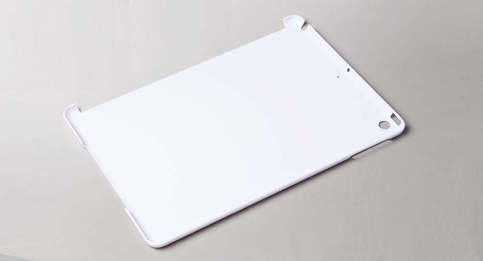 Protective PC Back Case for iPad Air white