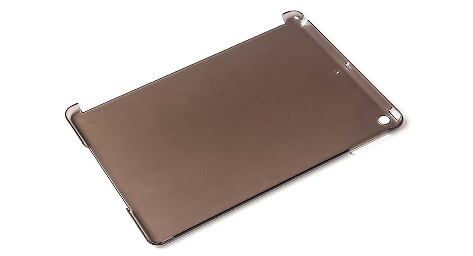 Protective PC Back Case for iPad Air brown