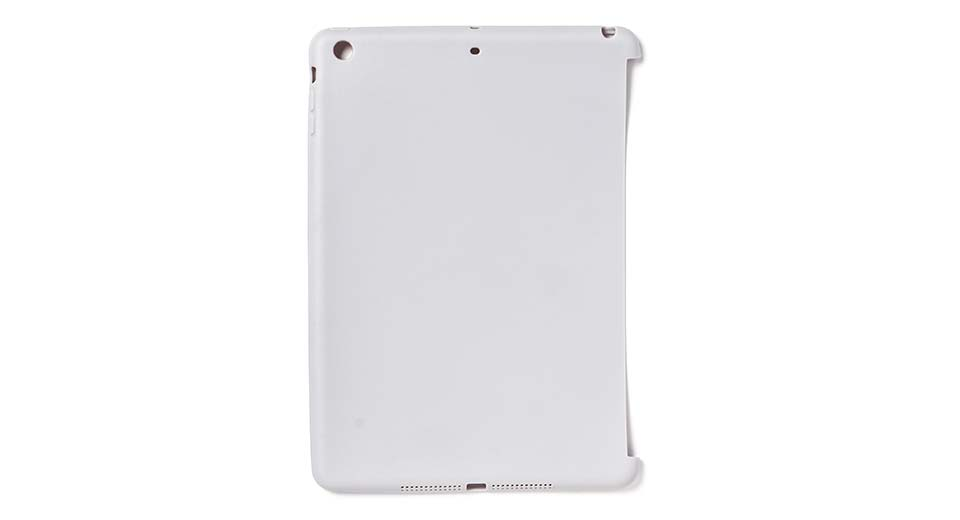 Protective TPU Back Case for iPad Air white