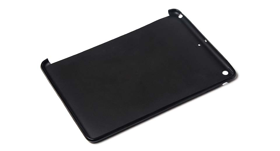 Protective TPU Back Case for iPad Air black