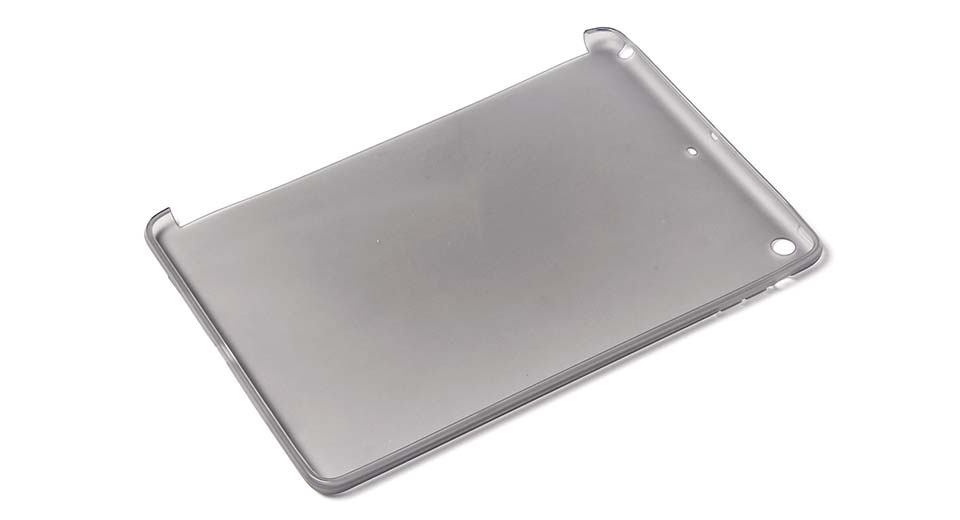 Protective TPU Back Case for iPad Air grey