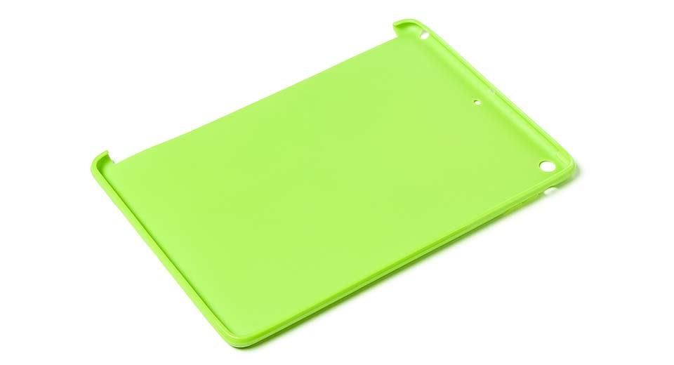 Protective TPU Back Case for iPad Air green