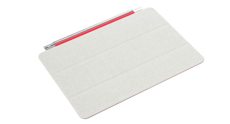 PU Screen Protector for iPad Air red / auto sleep funct