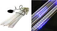 30-LED 50cm Meteor Shower Tube Lights for Wedding / Christmas Party