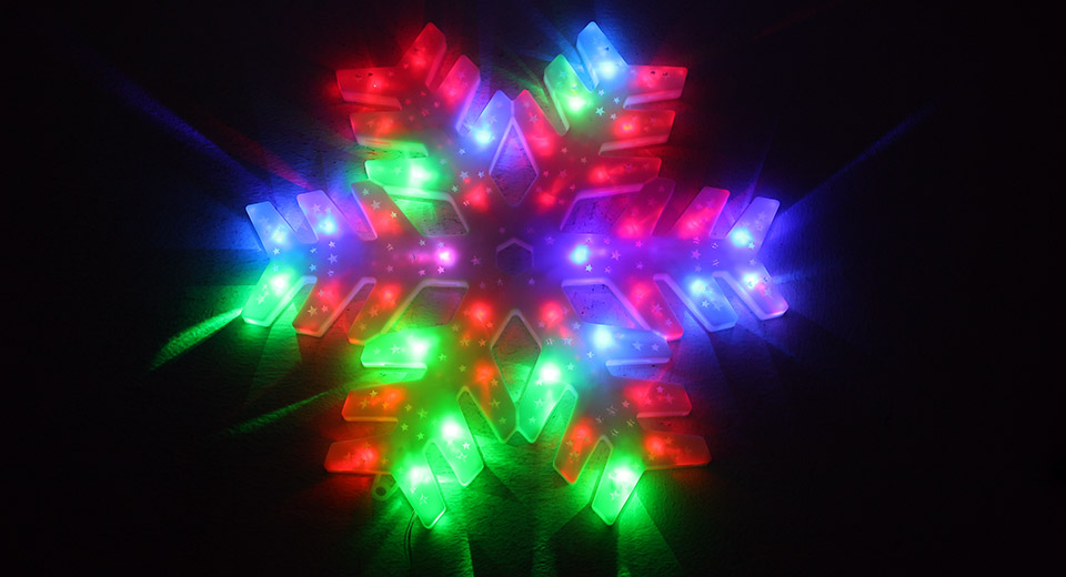 3W Decoration String Fairy Lights for Christmas Party (73cm)