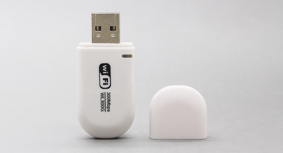 AT-300M 300Mbps 802.11n Wireless-N USB 2.0 Wifi Network