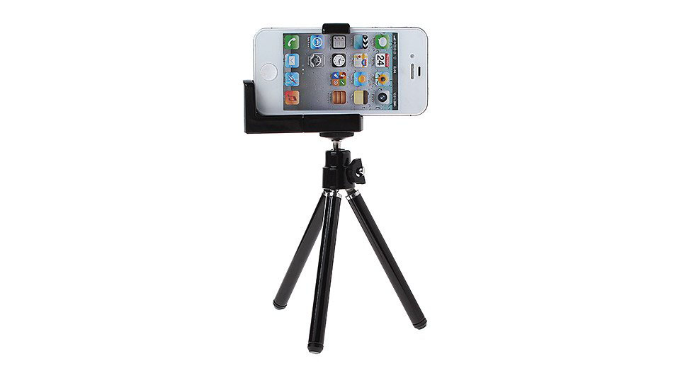 S2120W 360 Degree Rotatable Holder w/ Tripod black / fo
