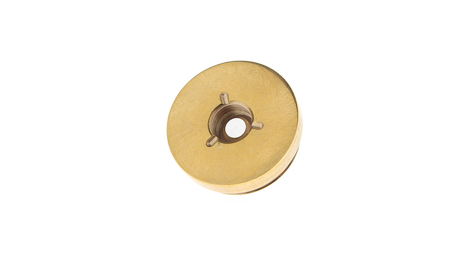 Product Image: brass-flat-top-cap-for-chi-you-king-mod