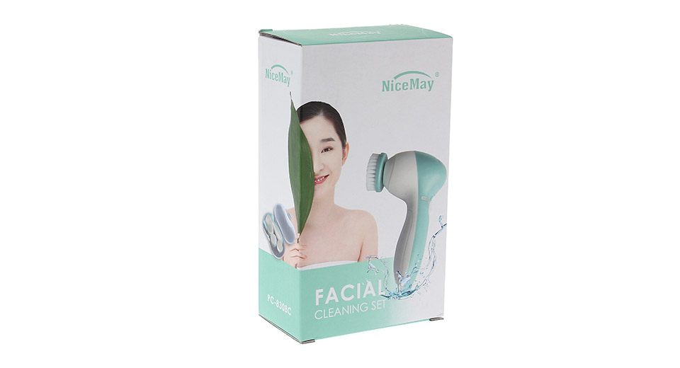 Nicemay PC-8308C Electric Facial Cleaner / Massager