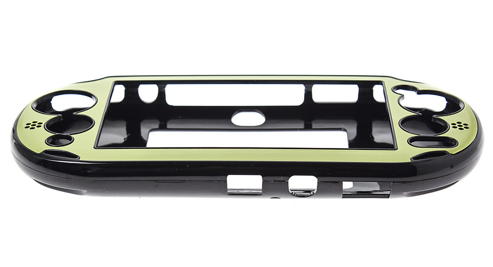 Protective Plastic + Aluminum Case for PS Vita 2000