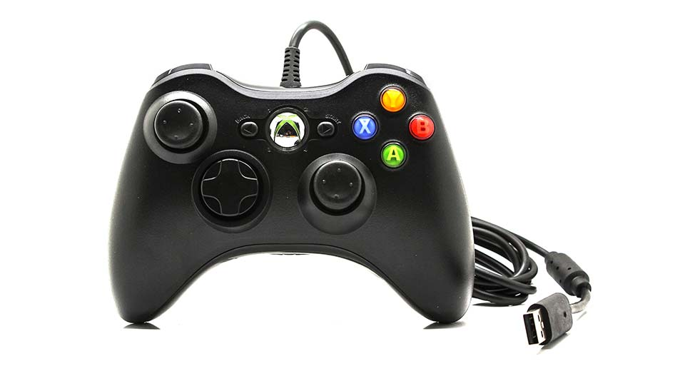 USB 2.0 Wired Game Controller for Xbox 360 / Xbox 360 S