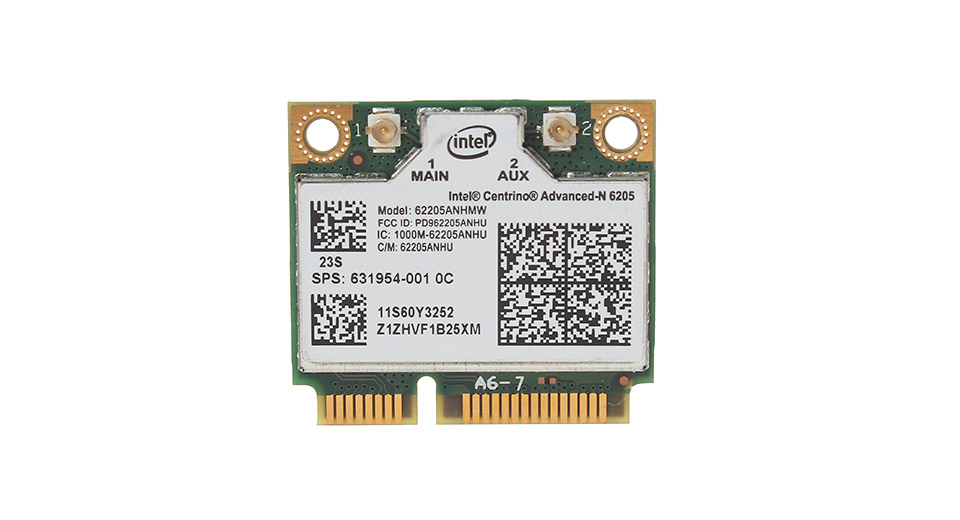 Product Image: intel-centrino-advanced-n-6205-62205anhmw-wifi