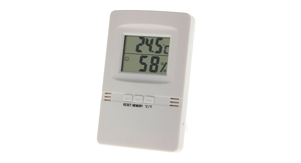 HX-809 Indoor Digital Thermometer and Hygrometer 1*AAA