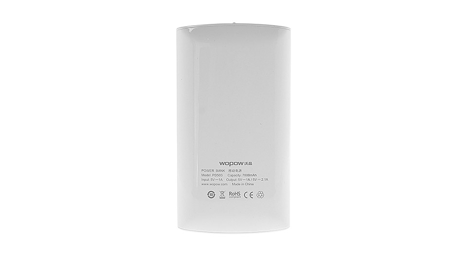 Product Image: wopow-pd503-7800mah-external-battery-charger