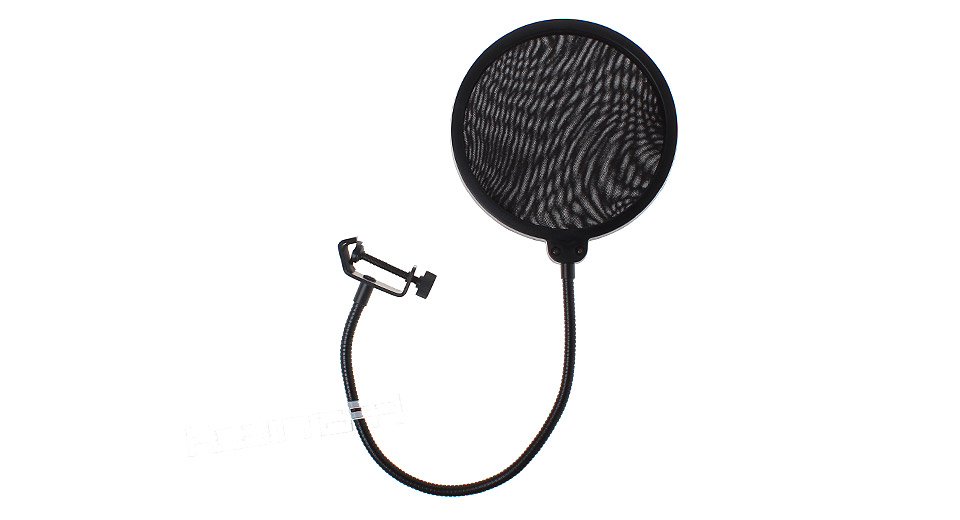TEYUN PS-1 Dual Side Pop Filter / Shield for Microphone
