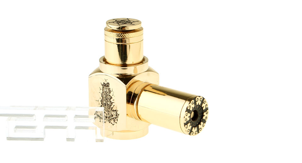 2270 gold plated stainless steel brass hammer style
