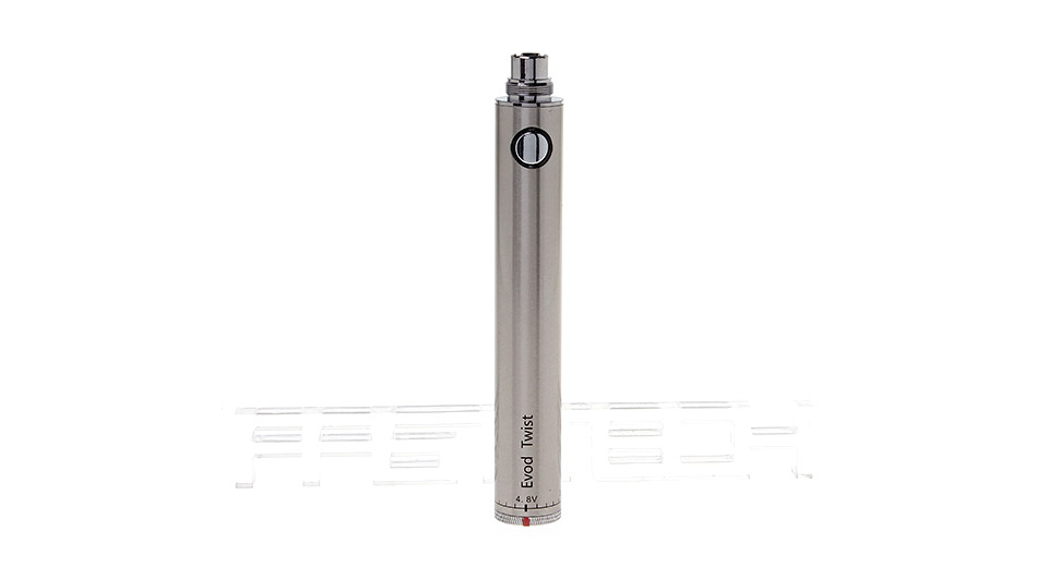 Product Image: evod-twist-1300mah-variable-voltage-rechargeable