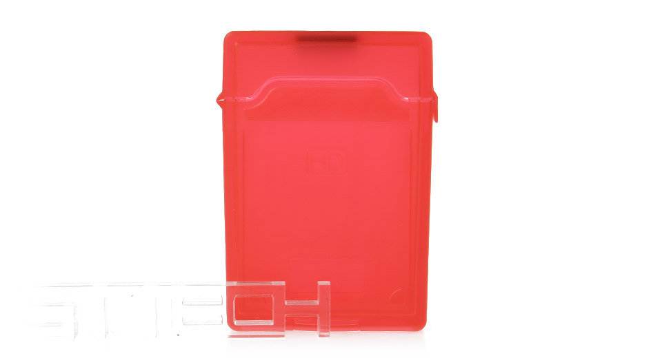 "Protective PP Storage Case for 2.5"" HDD Hard Disk Drive"