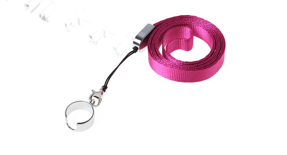 Product Image: ego-lanyard-w-ring-clip-for-e-cigarettes