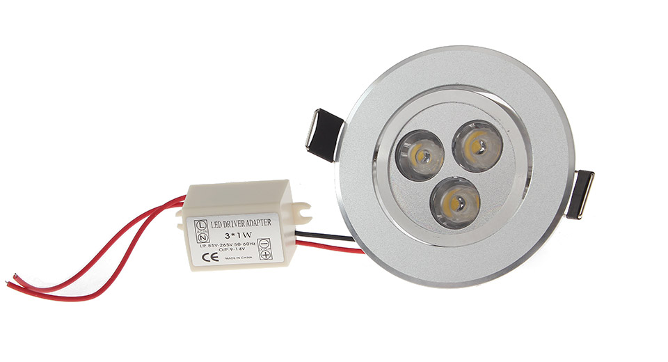 Product Image: lson-l-85-3w-3-led-90lm-3000-3300k-warm-white
