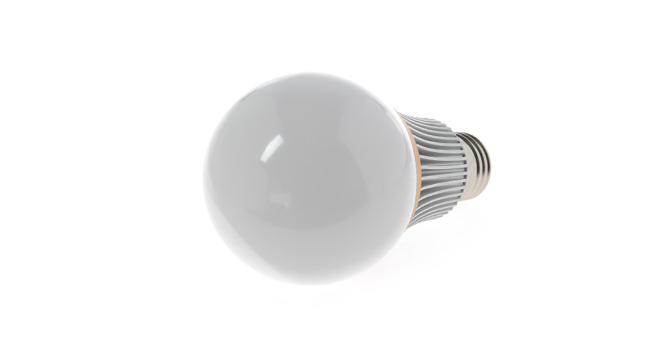 LZ-07 E27 7W 7-LED DIY Light Bulb Host 82-260V / emitte