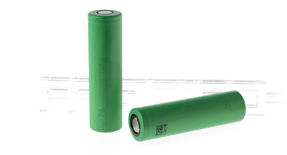 Product Image: us18650vtc5-3-6v-2600mah-rechargeable-li-ion