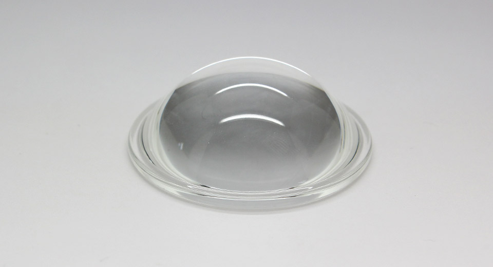 JGF-DT54 53.7mm Optical Glass Plano-convex Lens