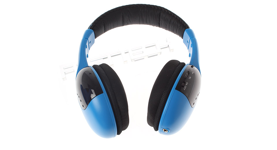YANMAI E-688 Hi-Fi Stereo FM Wireless Headphone 2*AAA /