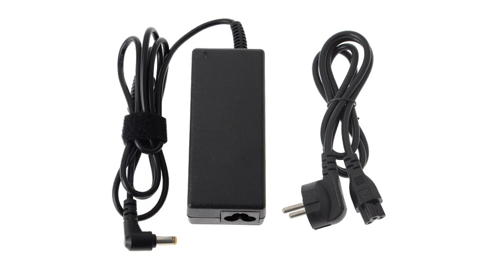 19V 3.42A Power Supply Brick / AC Adapter Euro plug / 5