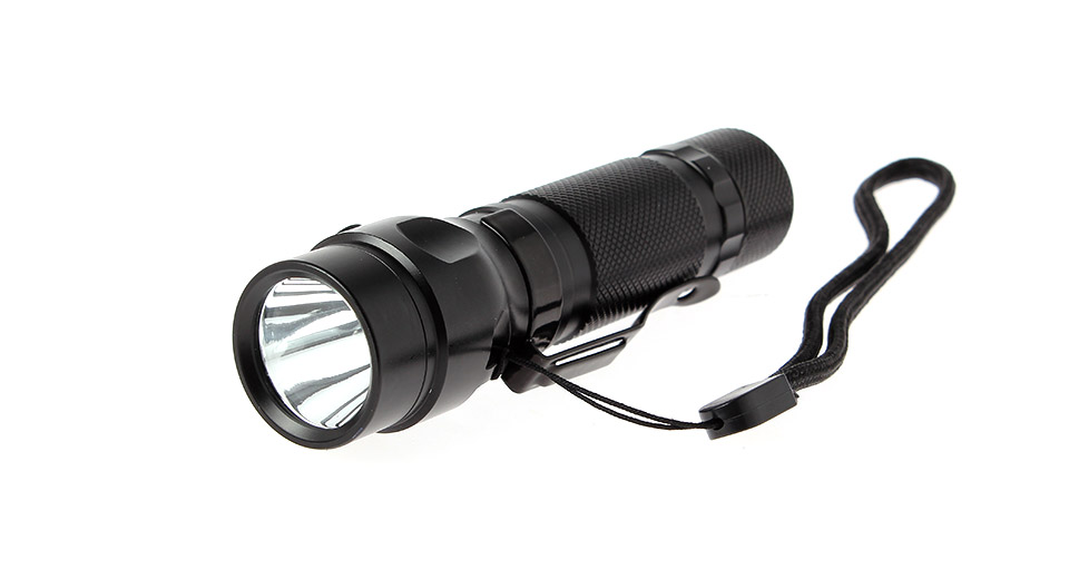 PH-08 1*Cree T6 5-Mode 1000LM Cool White LED Flashlight