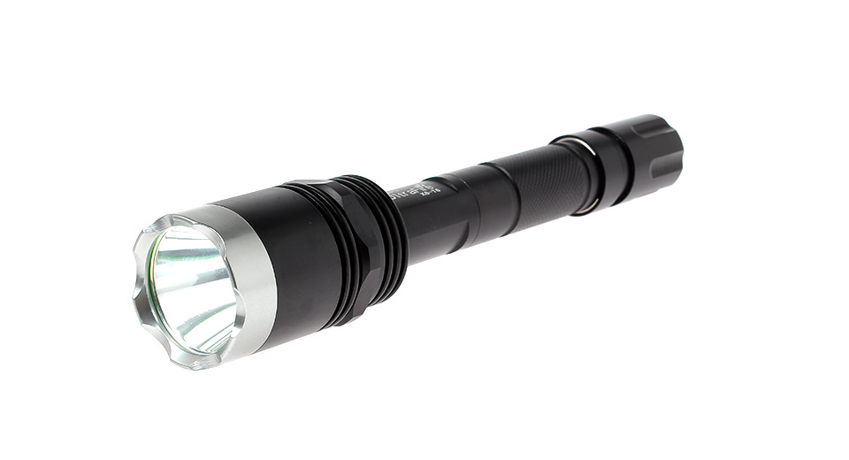 UltraFire X8-T6 1*Cree XM-L T6 5-Mode 900lm Zoom Cool W