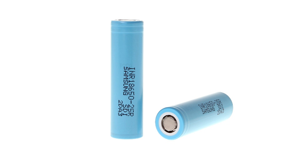 Product Image: authentic-samsung-inr-18650-25r-3-6v-2500mah