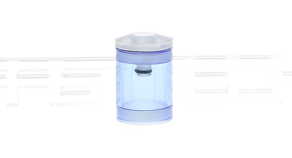 Replacement PC Colored Nano Tank for Taifun GT blue / w