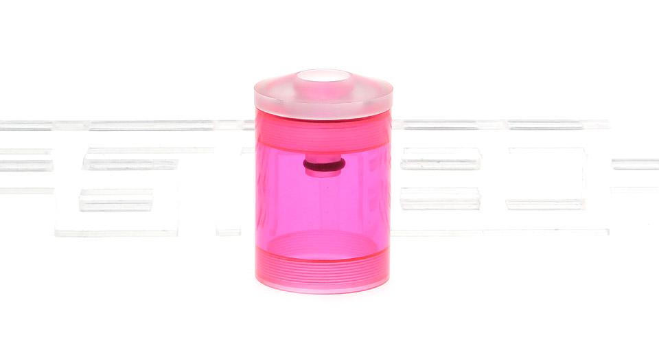 Replacement PC Colored Nano Tank for Taifun GT red / w/