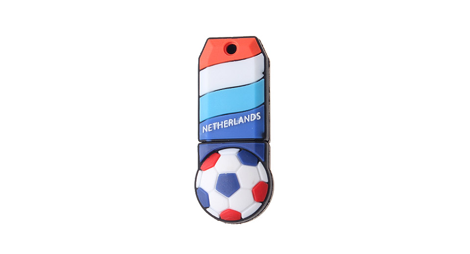Product Image: zqt-9-1gb-the-world-cup-of-netherlands-team