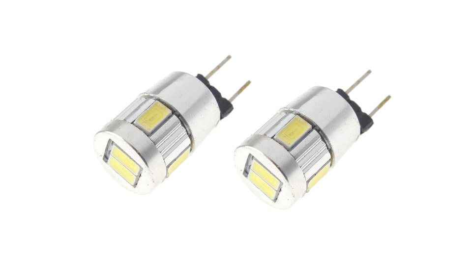 Product Image: g4-1w-6-5730-smd-100lm-6000-7000k-pure-white-car