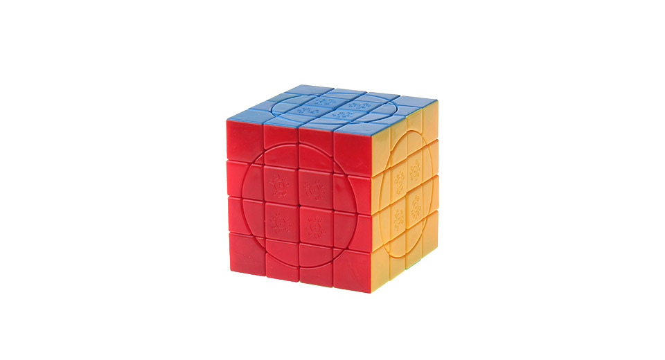 $3269 DaYan + MF8 Crazy 4x4x4 III Puzzle Speed Cube