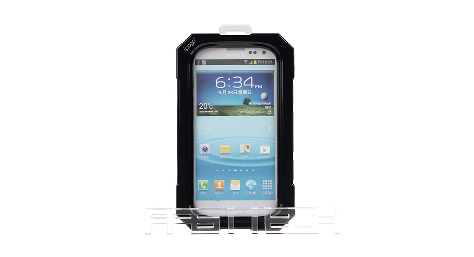 Authentic Ipega PG-SI016 Protective Waterproof Full-Body Case for Samsung Galaxy S3