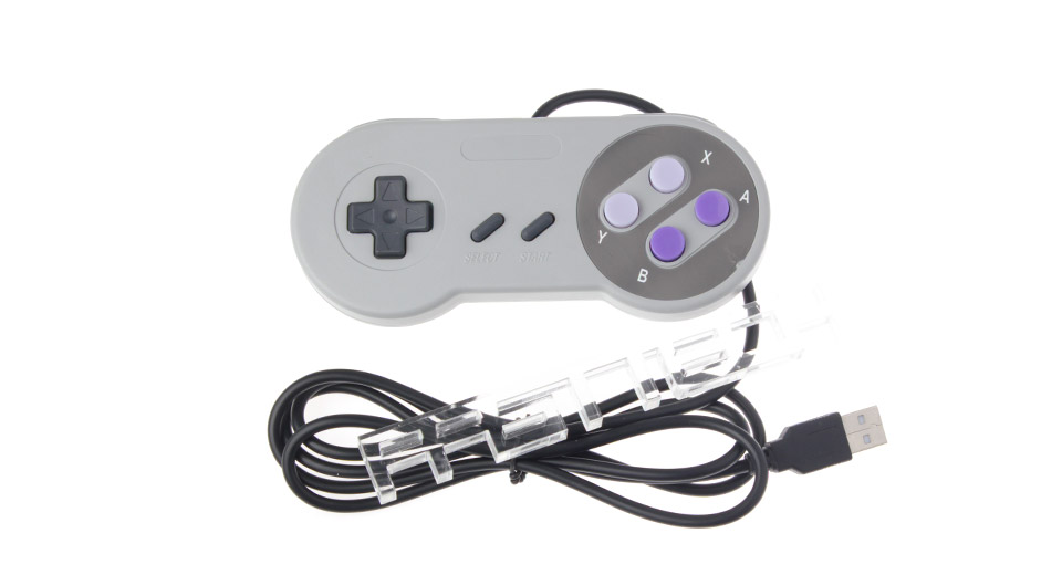 Product Image: usb-wired-game-controller-joystick-for-sfc-snes