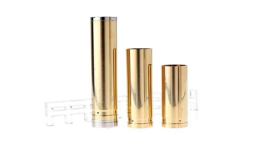 Product Image: brass-stainless-steel-mechanical-mod-full-set