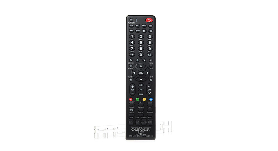 Product Image: chunghop-e-t908-led-tv-3d-remote-controller-for