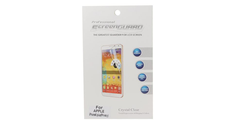 Product Image: pet-privacy-screen-protector-for-iphone-6-plus-6s